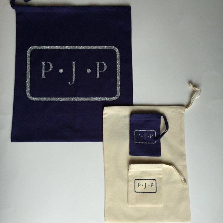 New to weheartcards on Etsy: Mother's Day Gift Set of 4 Monogram bags Personalised pouches for Graduation Student Gift Glitter Monogram bag Bon Voyage Gift under 25 (24.95 GBP)