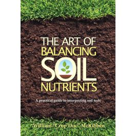 A practical guide to interpreting soil test results for farmers and other stewards of the earth wanting to understand what nutrients are available to plants and learn how to more effectively grow crops, turfgrass and other plants.