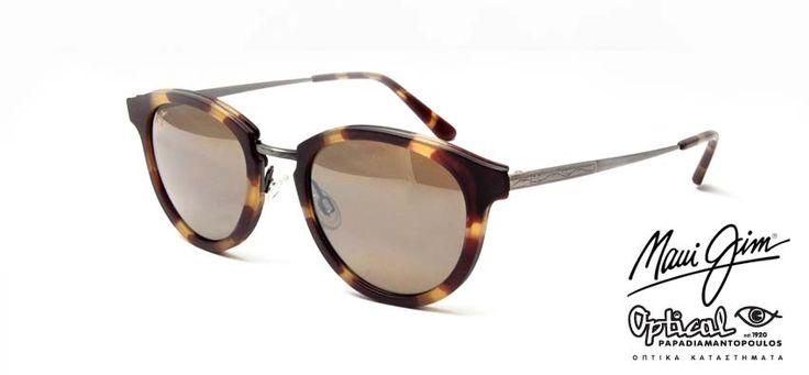Maui Jim Sunglasses - Kolohe /// Θα τα βρείτε σε επιλεγμένα καταστήματα οπτικών Optical Papadiamantopoulos.