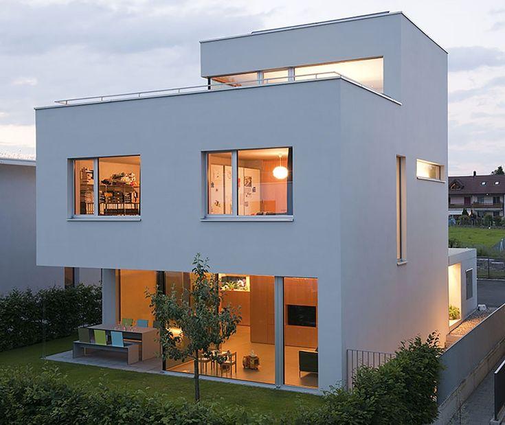 Gallery of haus k sonja thilo kurzemann 21 for Minimalismus architektur