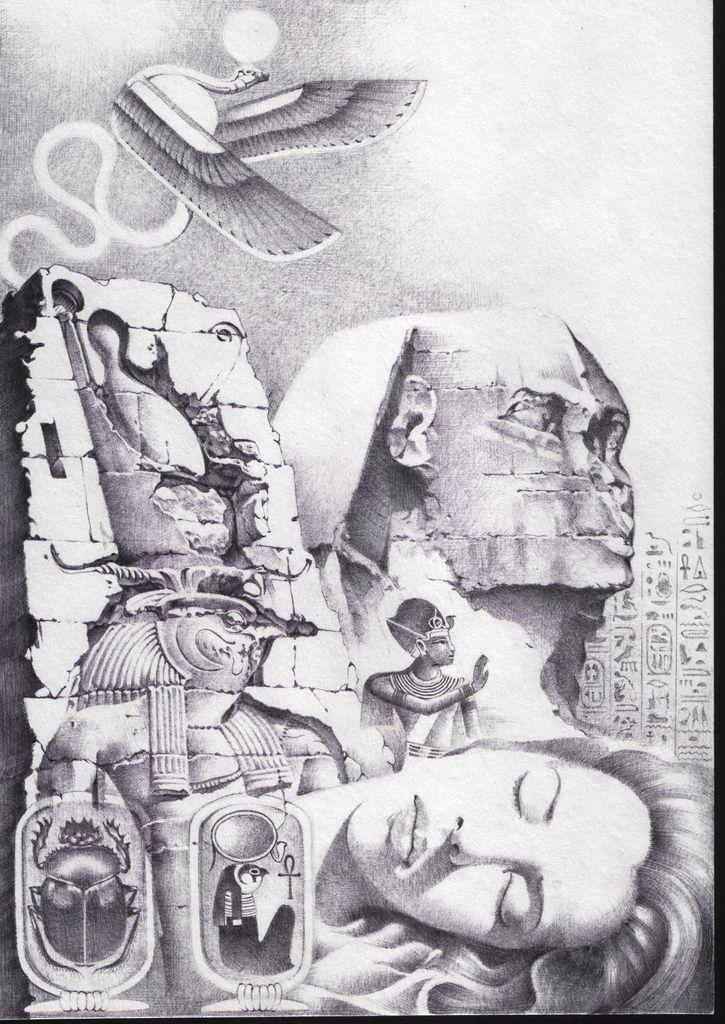 pharaon's dream   Flickr - Photo Sharing!Попский Ростислав