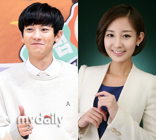 EXO's Chanyeol's sister passes YTN anchor final test - http://www.kpopvn.com/exos-chanyeols-sister-passes-ytn-anchor-final-test/