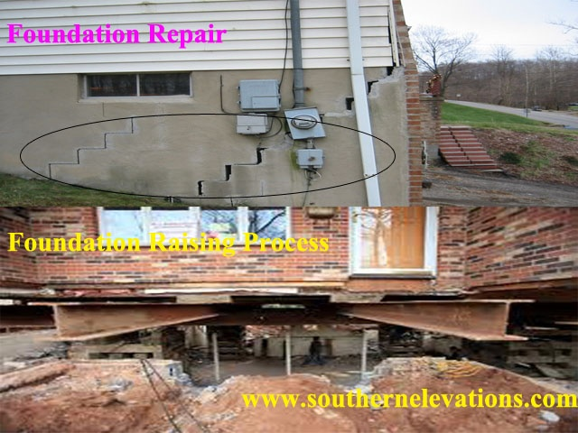 Foundation Repair & Raising
