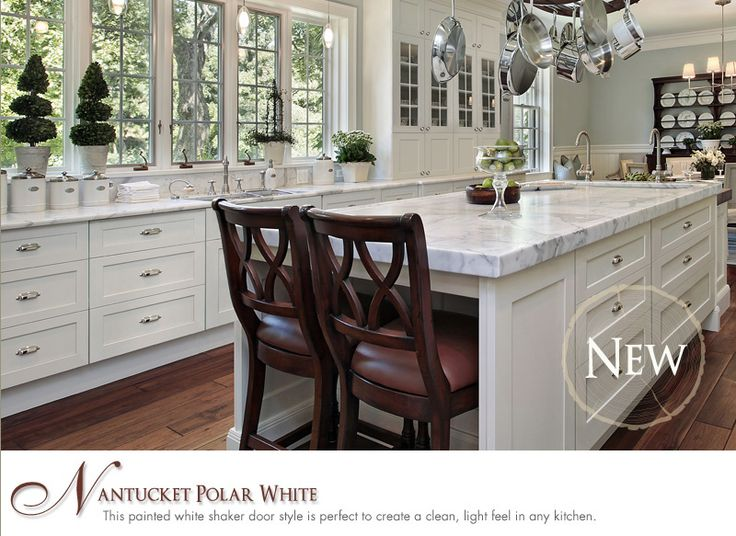 note - windows above lowers, nantucket style homes   Nantucket White Shaker-Naples Pebble White