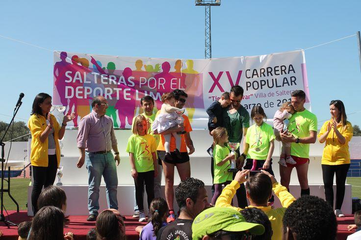 Otro podium