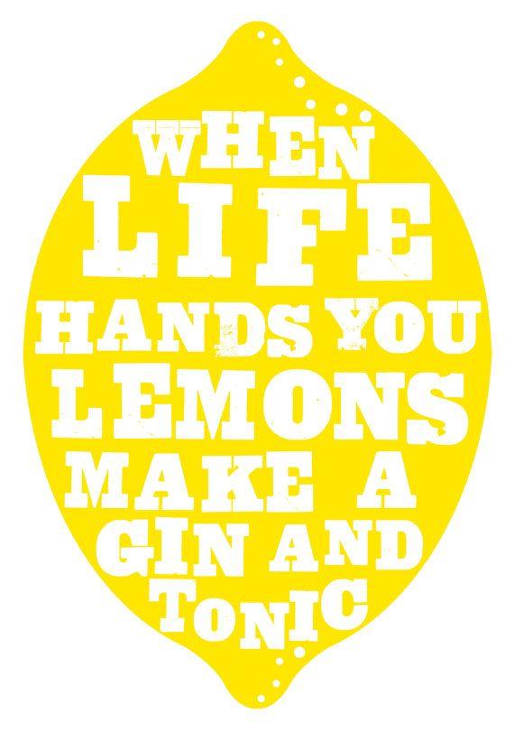 When life gives you lemons … #Etsy