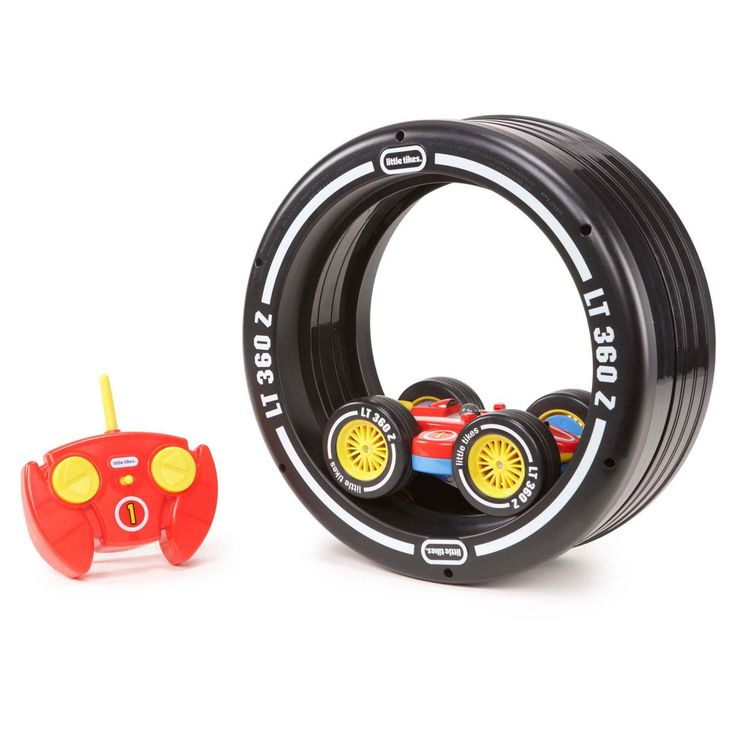 Little Tikes RC Tire Twister Remote Control Car - 638541