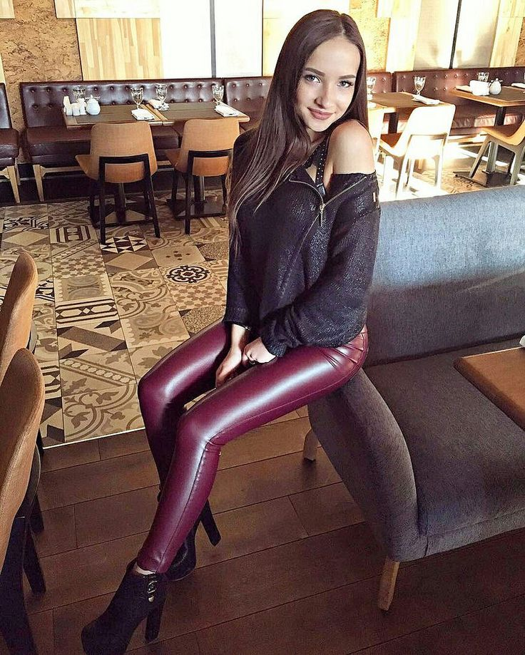 Flickr: Leather Pants Images On Pinterest