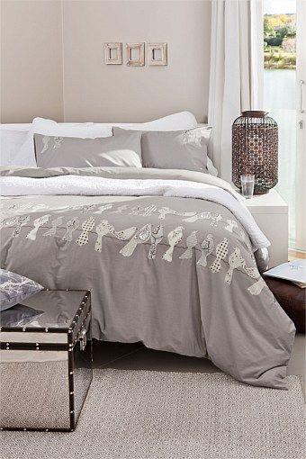 Buy Bedding Online at EziBuy   Bed linen includes sheet sets, duvet covers, blankets, quilts - Melaque Duvet Cover Set