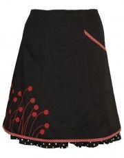 Nina -Black/Red