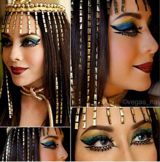 Best 25+ Cleopatra makeup ideas only on Pinterest   Egyptian ...