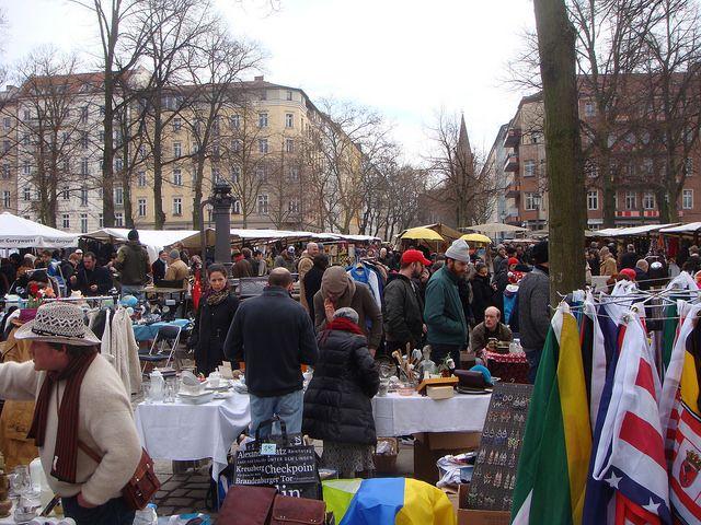 I 5 migliori mercatini (delle pulci e vintage) di Berlino -