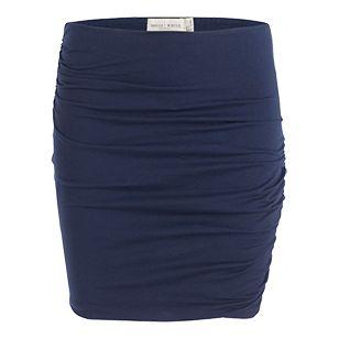 Draperad kjol - Lindex