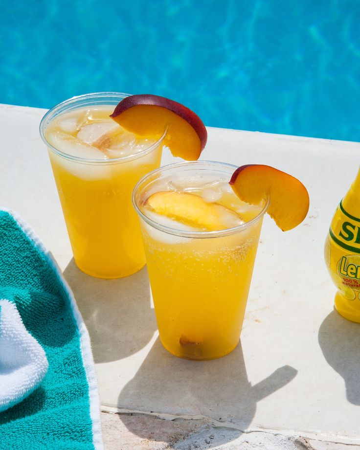 Fuzzy Navel Wine Cooler — The Kitchn