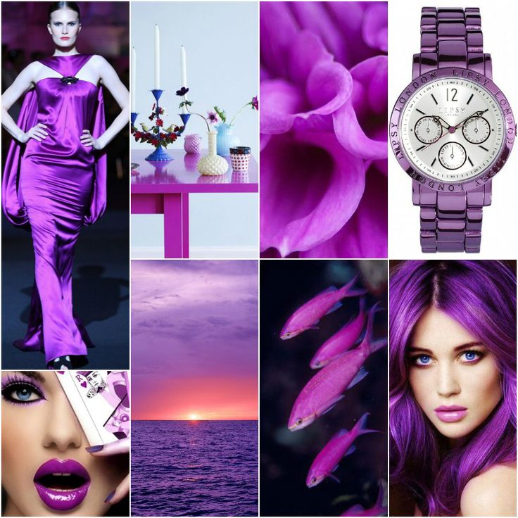 Purple for Spring