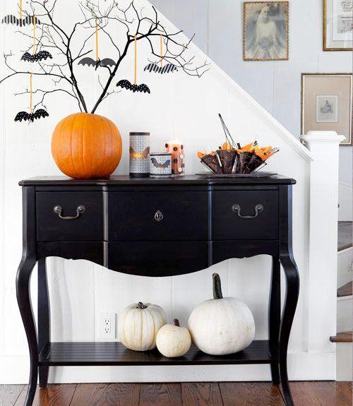 17 enkla detaljer som gör din halloween-middag extra speciell - Sköna hem