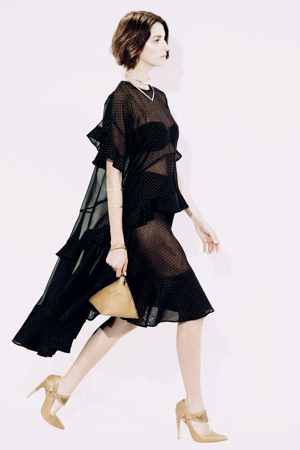 {fashion inspiration | runway : zimmermann resort 2014}