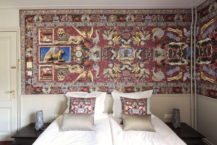 Boutique hotel Amsterdam - Leliegracht 18