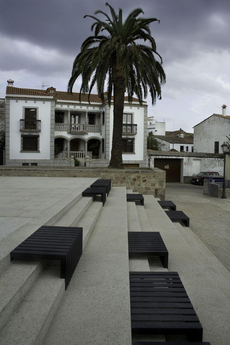 Intervención en el Jardín del Palacio Juan Pizarro de Aragón - STUDIOATA