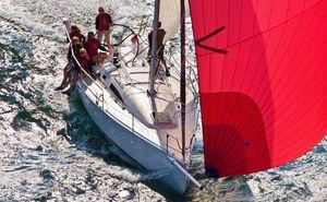 Monohull sailboats