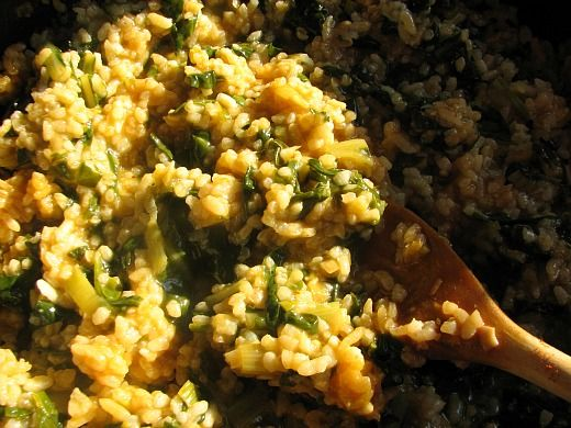 arroz-meloso-con-acelgas-