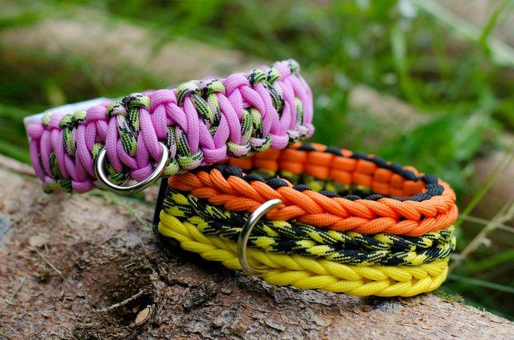 Överst: mönster mountain i rosa och grön och rosa kamo. Underst: mönster rand i orange, bumbel bee och neon gul.