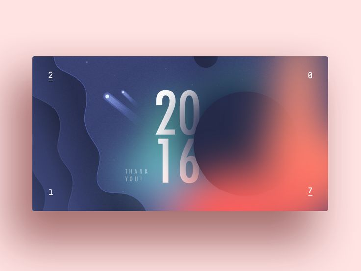 Thank you! by Sebastian Stapelfeldt #Design Popular #Dribbble #shots