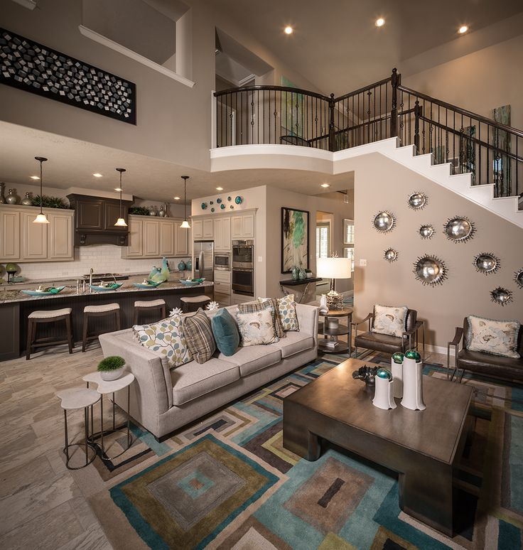 Kitchen Living Room Combo On Pinterest: 284 Best Kitchen/Living-Room Combo Images On Pinterest