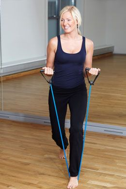 Resistance Band Exercises for Love Handles