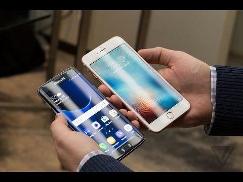 Представлены смартфоны Samsung Galaxy S7 и Galaxy S7 edge http://www.youtube.com/watch?v=2zHvKHx3QzU