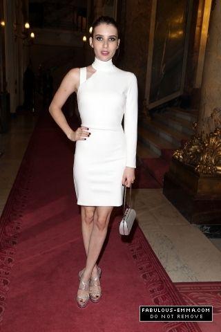 2013 > Versace Front Row - Paris Fashion Week Haute-Couture