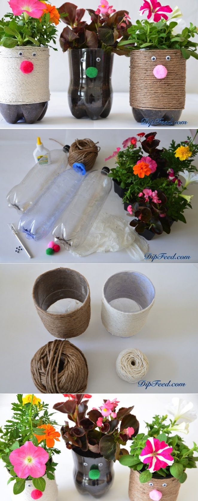208 best reduce reuse recycle images on pinterest for Reduce reuse recycle crafts