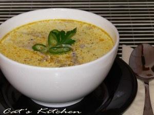 Ciorba de ciuperci pleurotus: Papica, Food, Lunch, Soup, Ciuperci Pleurotus