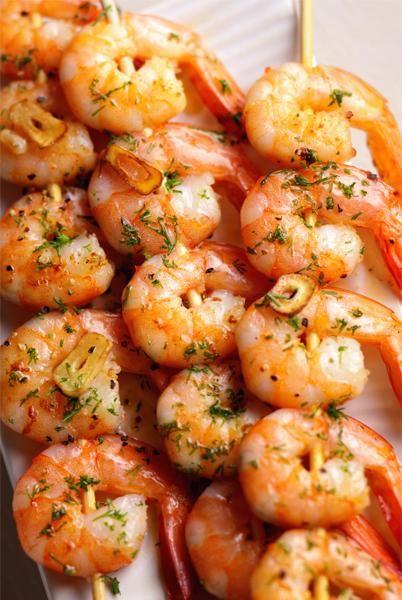 Asian Pepper Pepper Shrimp #recipe.
