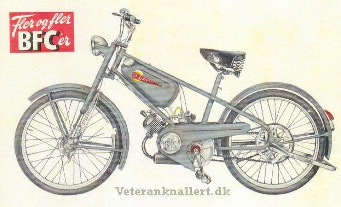 bfc stafette knallert - Google-søgning #knallerter #moped #bfc
