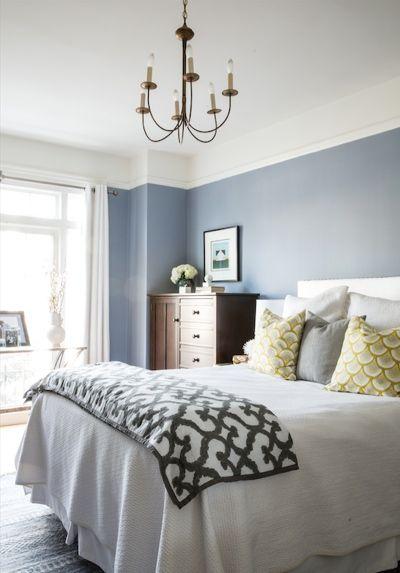 An Elegant Tranquil Bedroom Makeover