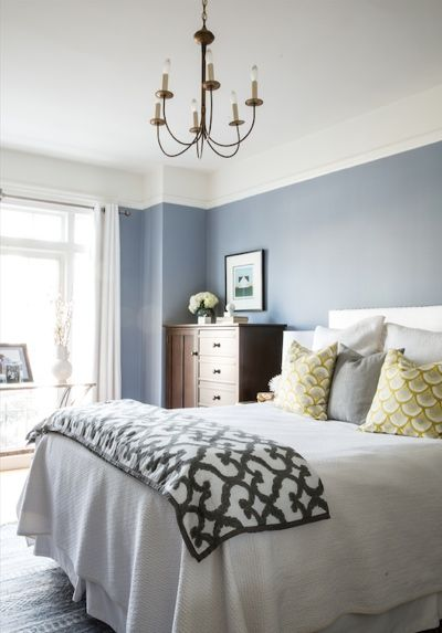 An Elegant, Tranquil Bedroom Makeover