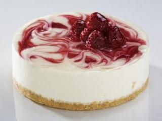 White Chocolate And Raspberry Cheesecake(cold) Added by spicy911