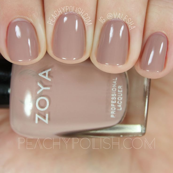 Zoya: Winter 2016 Naturel 3 Collection + Perfect Lipsticks Swatches & Review - Peachy Polish