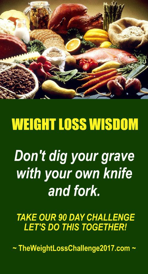 Loss weight fast and naturally