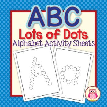 ABC+fun+for+everyone!+This+set+is+appropriate+for+preschool,+pre-k,+kindergarten,+RTI,+or+homeschool+classrooms.+Uppercase+AND+lowercase+letters+are+included!!++They+work+great+in+literacy+centers+and+worksheets+can+also+be+used+in+occupational+therapy+settings+or+as+a+home+activity+(would+be+a+great+addition+to+a+toddler+busy+bag).**+Please+note+that+This+product+is+included+in+the+ABC+Bundle+#1.