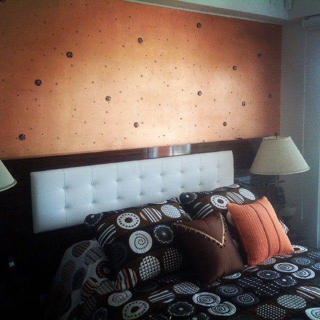 Habitación con #textura