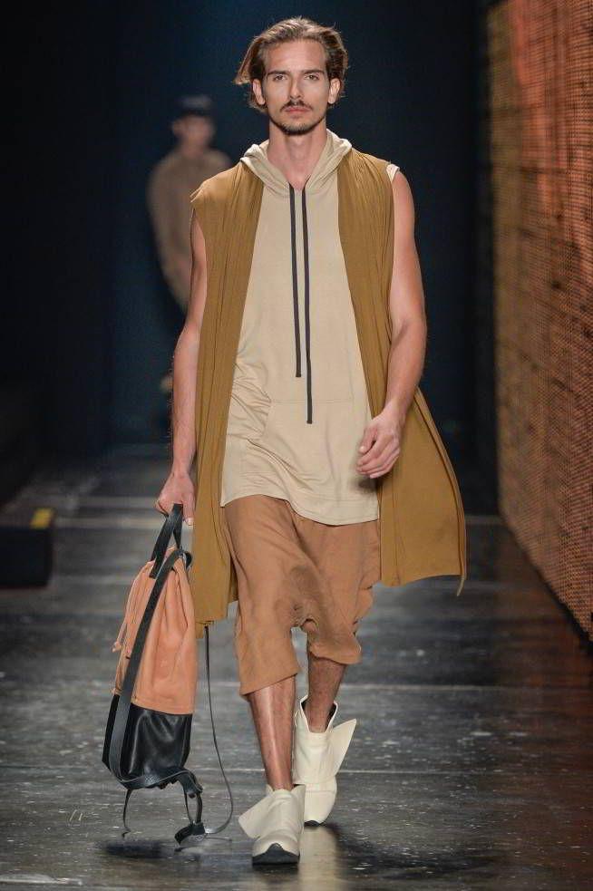 Male Fashion Trends: Ratier Spring/Summer 2017 - Sao Paulo Fashion Week