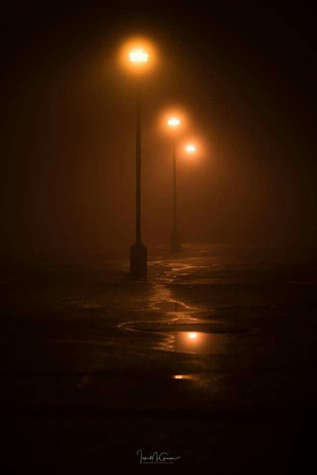 Ian McGregor   ........   Sleepless II , On a still and foggy night.