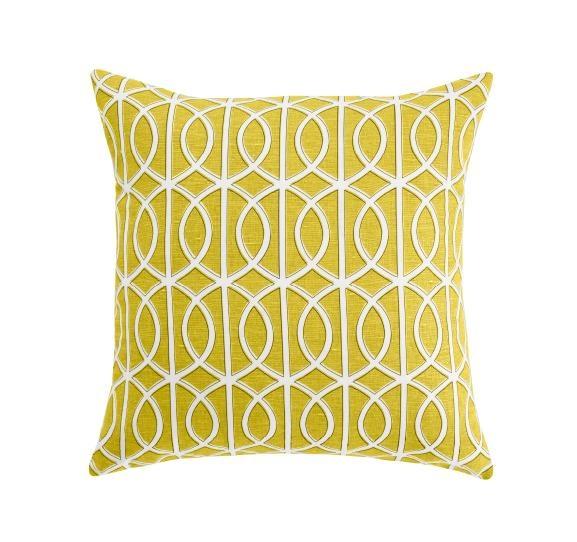 Gate Citrine Pillow $58 http://www.dwellstudio.com/modern-home-decor/dwellstudio-collections/gate/new-gate-citrine-pillow.html#