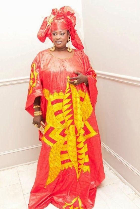 Senegalese boubou design aso ebi styles pinterest Jana style fashion design