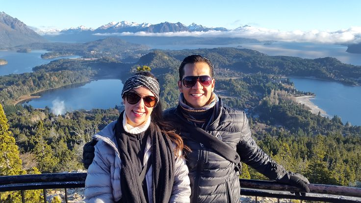 Thanks Andrea and Oscar for choosing #AcrossArgentina for your #trip by #Chile & #Argentina! We hope you have enjoyed your #tour around Santiago de Chile, Mendoza, Buenos Aires, #Bariloche and Puerto Varas. #‎WeTravelTogether‬ #traveling #SouthAmerica #travelers #couple #landscape #lake #mountains #vacations