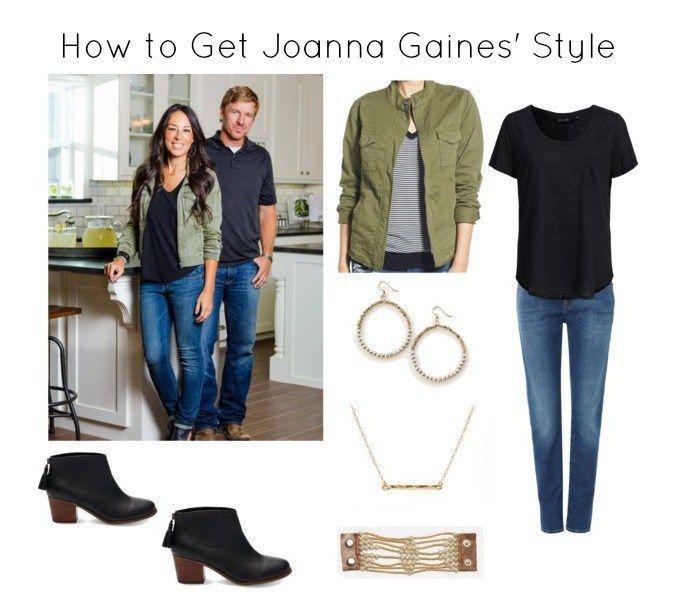Tipps zum Kopieren von Joanna Gaines 'coolem G…
