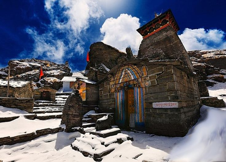 Chopta Tungnath Trek >>>  The Chopta Tungnath trek takes us to one of the most breathtakingly beautiful part of the Garhwal Himalayas.  #camping #treks #trekking #ChoptaTungnathTrek