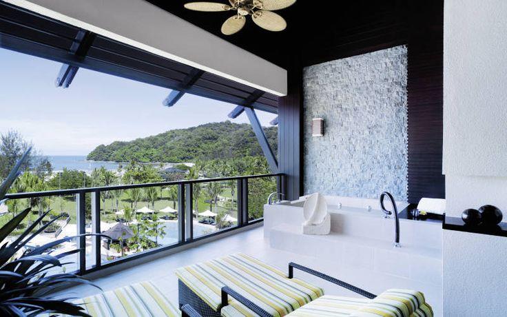 Shangri-La's Rasa Ria Resort in Borneo
